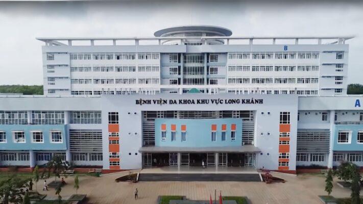 Bệnh viện đa khoa Long Khánh mua giường bệnh nhân