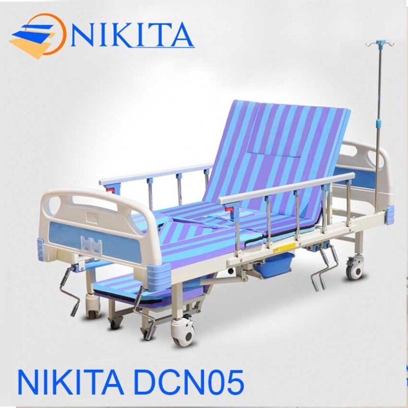 Giới thiệu giường bệnh nhân 4 tay quay được nhiều người tin dùng