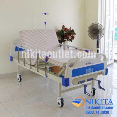 Giường bệnh nhân nhập khẩu NIKITA DCN 02