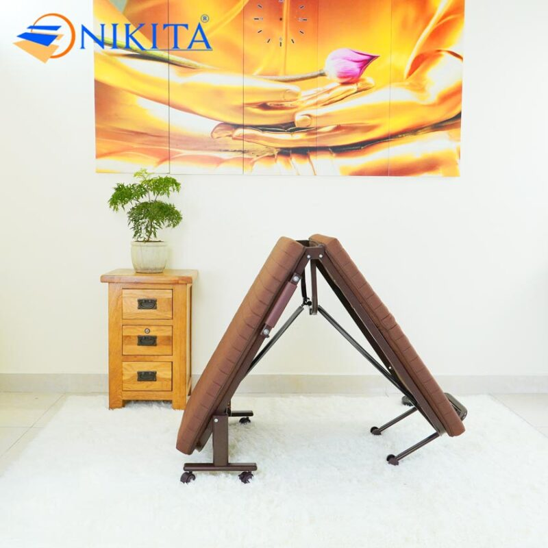 Giường gấp văn phòng kiểu Hàn Quốc NIKITA