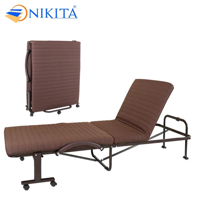 Giường gấp văn phòng kiểu Hàn Quốc NIKITA HQ75