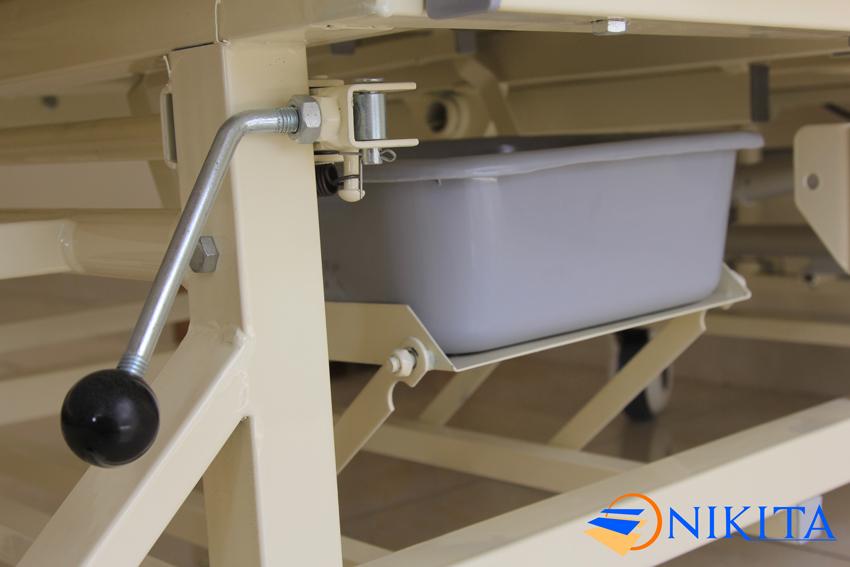 Tại sao giường y tế cao cấp NIKITA DCN03 được sử dụng nhiều trong bệnh viện