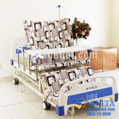 giường bệnh viện đa chức năng NIKITA DCN16