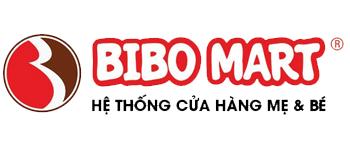 Logo siêu thị bibomart