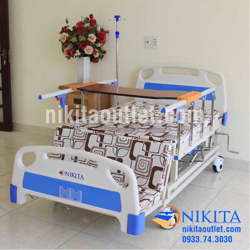 Giường cho người bị liệt NIKITA DCN04