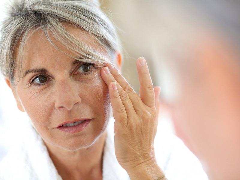 Bệnh cho người già - Bệnh về mắt