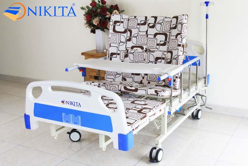 Giường chăm sóc bệnh nhân NIKITA DCN06