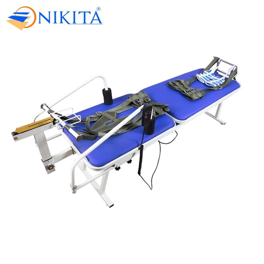 Giường kéo giãn cột sống điện NIKITA YP2012A